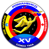 Soyuz TMA-15 Mission Decal
